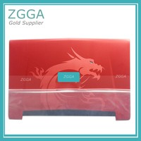 Genuine Back Cover For MSI GT72 1781 1782 Laptop Lcd Bezel Base Rear Lid NEW Top Case CD ROM Panel 307 781A415 Y311 Red Dragon