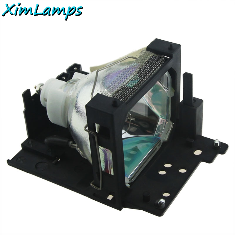 DT00431 Replacement Projector Lamp with Housing/Case for Hitachi CP-HS2010/CP-HX2000/CP-HX2020/CP-S370/CP-S370W/CP-S380W dt01151 projector lamp with housing for hitachi cp rx79 ed x26 cp rx82 cp rx93 projectors