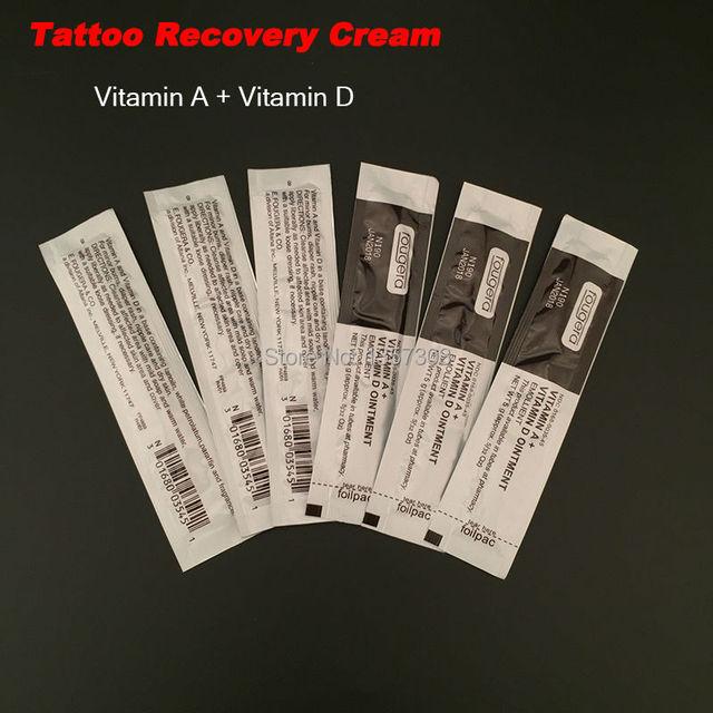 100pcs Tattoo Recovery Cream/Anti Scar Cream Ointment Tattoo Aftercare Tattoo Supplies