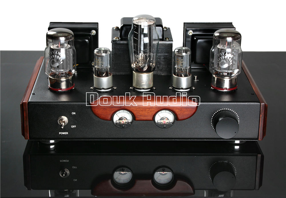Music Hall PSVANE KT88 Valve Vacuum Tube Amplifier Single-ended Class A Stereo Power Amp music hall pure handmade hi fi psvane 300b tube amplifier audio stereo dual channel single ended amp 8w 2 finished product
