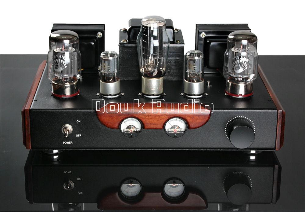 Music Hall Psvane Kt88 Valve Vacuum Tube Amplifier Single
