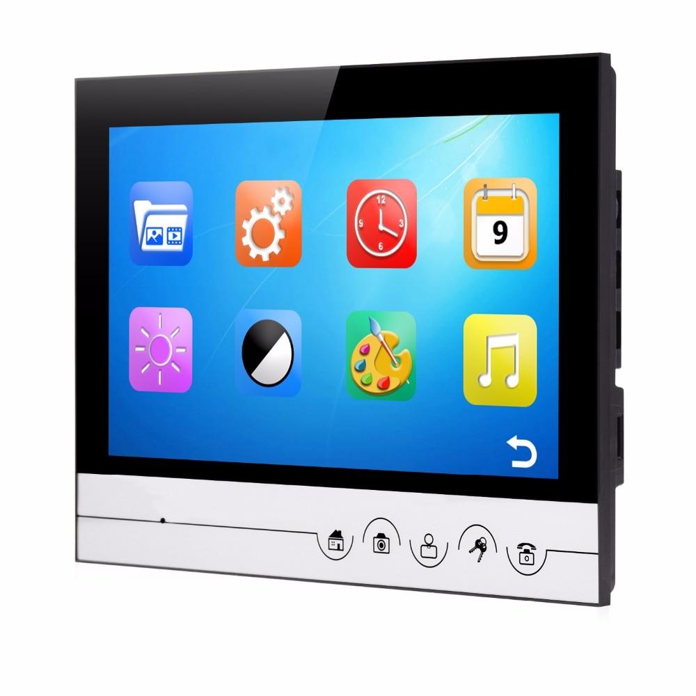 9 Inch 700tvl Night Vision Video Door Phone XSL-IDT -V90R