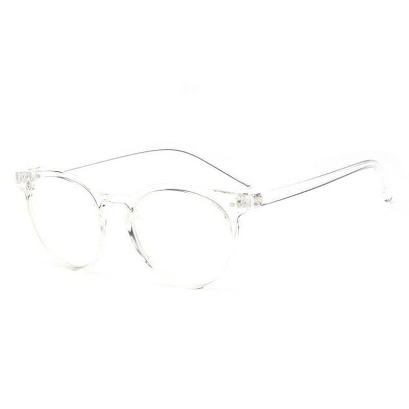 5a24b415a2208 Moda damska Okulary Przezroczyste Ramki Retro Kobiet Okulary męska Optyka  Komputer Okulary óculos de grau femininos