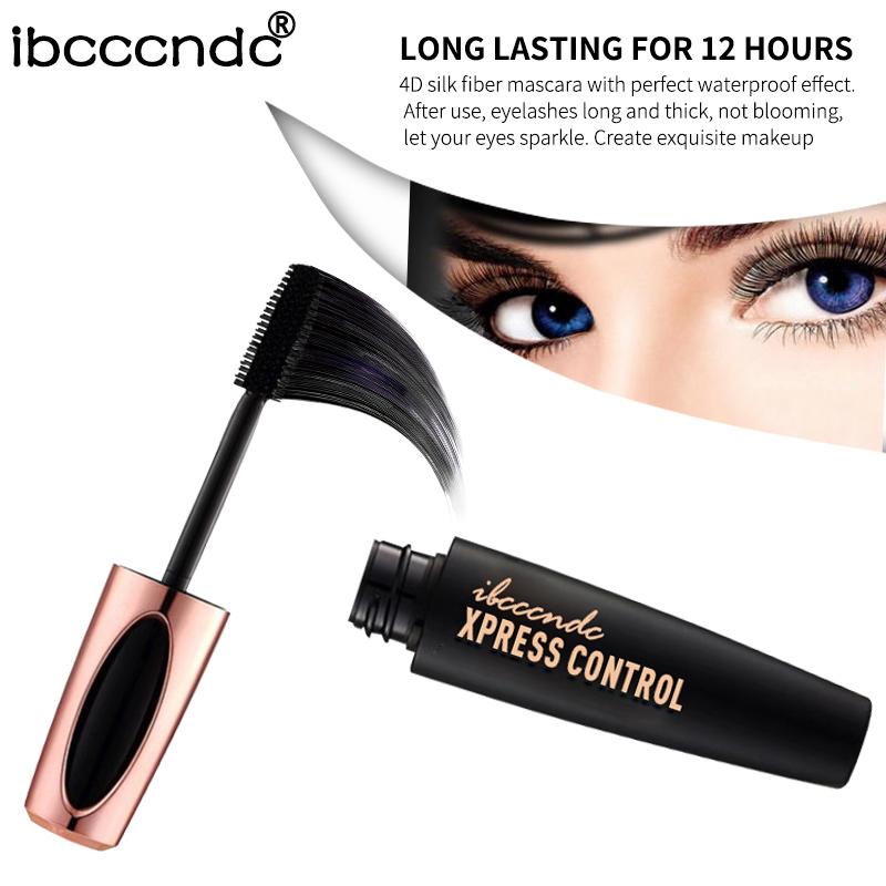 New-4D-Silk-Fiber-Lash-Mascara-Waterproof-Rimel-3d-Mascara-For-Eyelash-Extension-Black-Thick-Lengthening (2)