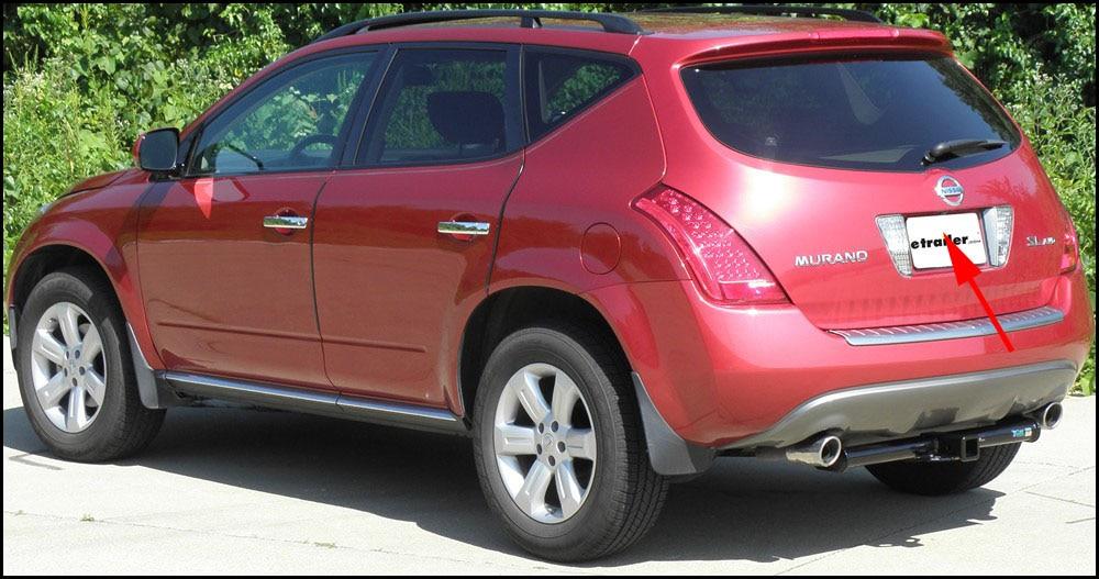 For Nissan Murano Z50 2002~2007 MK1