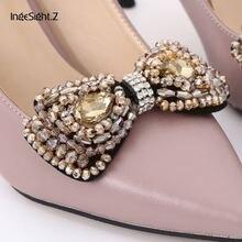 Женский ножной браслет на высоком каблуке 2 предмета