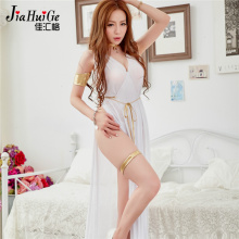 JiaHuiGe Womens Sexy Erotic Lingerie Porno Costumes Sex Dress Women Sexy Transparent Ladies Hot Sexy Lingerie Dress Underwear