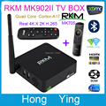 New RKM MK902 II 2G /16G Android 4.4 Quad Core RK3288 4k*2k TV BOX Bluetooth Dual Band Wifi RJ45 W/ Antenna [MK902II /16G+MK705]