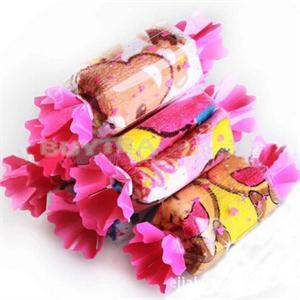 Мини мультфильм животных печати свадебные Полотенца конфеты дизайн драгоценные ткань мытья подарок на день рождения рук лица милые полоте...