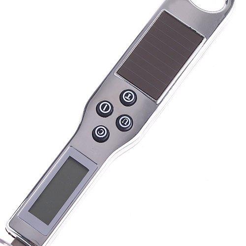 PHFU wholesale 10PCS Sale 48g 23 * 5.6 * 2cm White Digital Spoon Scale 300/0.1g Kitchen Scale