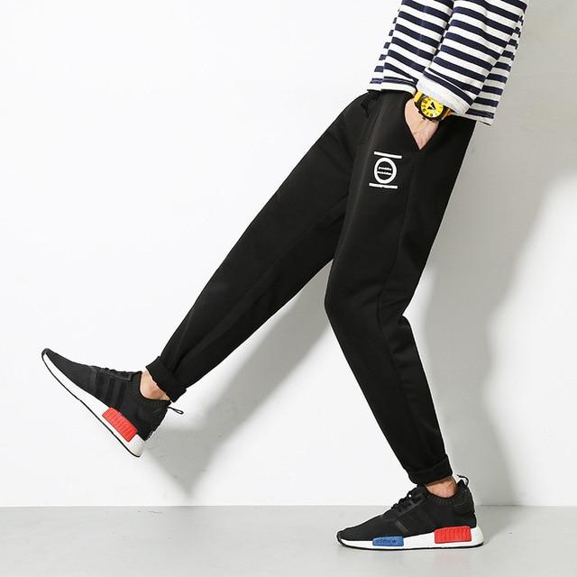 Завод продаж Топ моды для Мужчин брюки мужские Бегунов повседневная мужская Jogger молодежи Шаровары мужчины штаны брюки