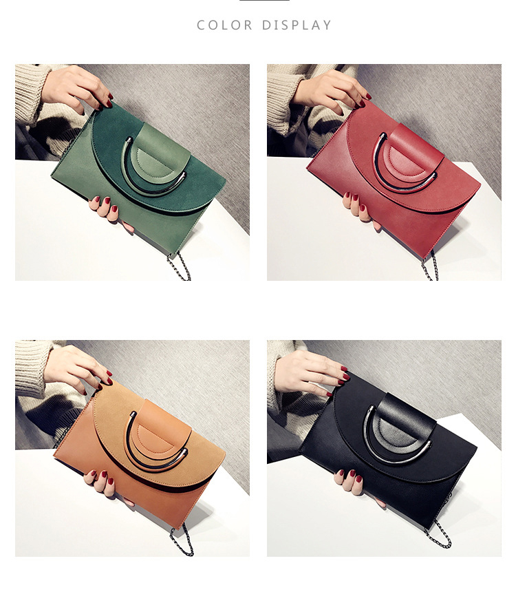 cfba97639a54 VMOHUO Fashion Women Envelope Clutch Bag Leather Women Crossbody Bags Women  Trend Handbag Messenger Bag Female ...