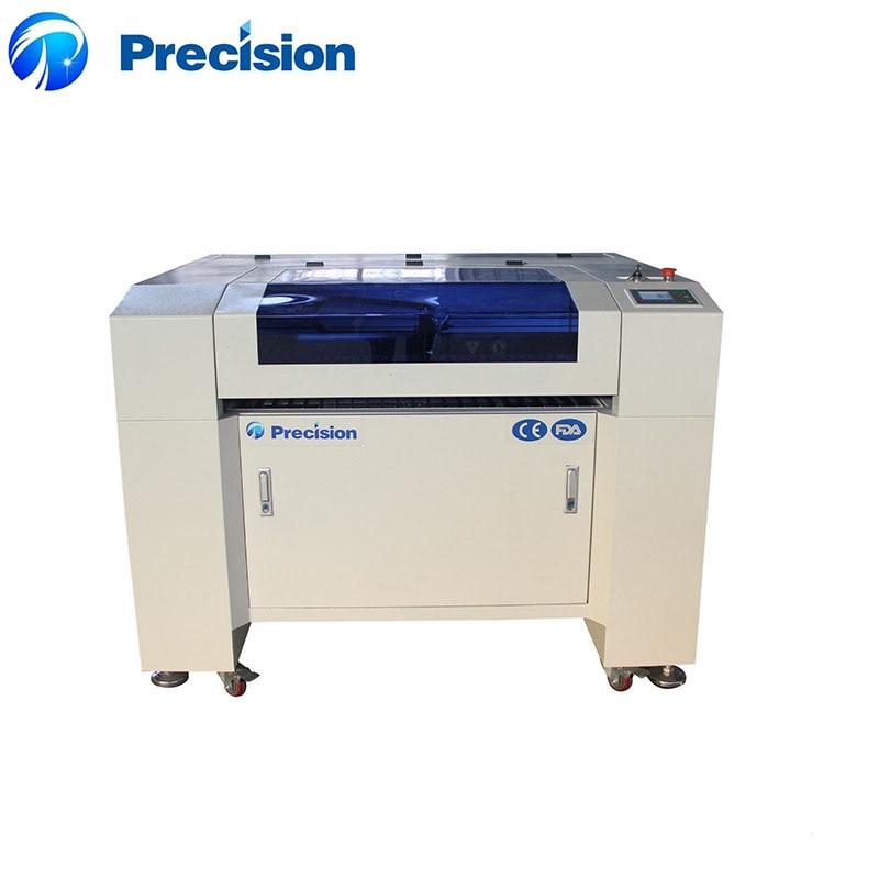 US $2770 0 |6090 90W/100W/130W reci laser tube software supported CorelDraw  AutoCAD Artcut Photo shop 6090 laser Cutting Engraving machine-in Wood