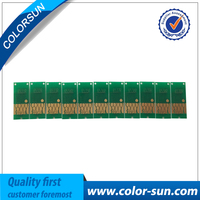 Auto Reset Chips For Epson Stylus 4910 Printers T6551 T6559/T655A/T655B ARC chips 11Colors/set