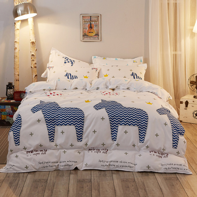 Aliexpresscom Buy 4pcs Double Bedding Set Queen Size King size