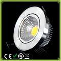 1pcs LED Downlights 3W 6W COB Led Ceiling Bathroom Lamp AC85-265V Warm/Cold White Dimmable Led Lamp Lighting