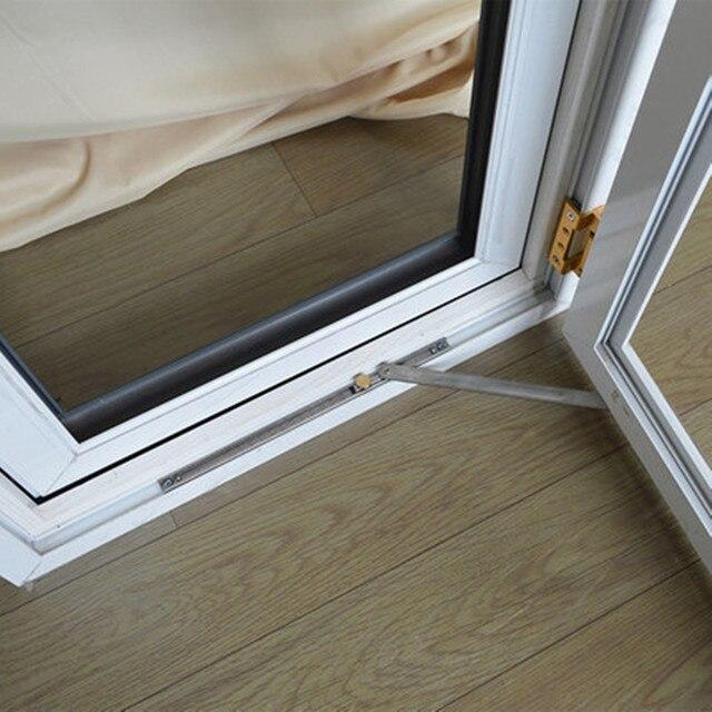 Accesorios de hardware para muebles soporte de bisagra plegable soporte de ventana deslizante de acero inoxidable
