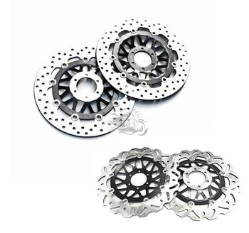 Floating Front Brake Disc Rotor For Motorcycle Honda RS125 RS250 GP Racing CB400 CBR400 NC23 NC29 RVF400 NC35 VFR400 NC30