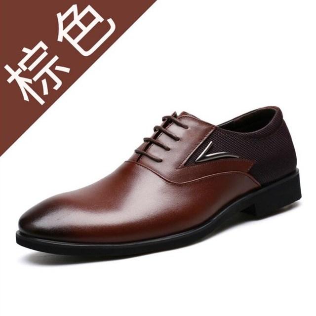 937ef210c3f8d Marca de lujo hombres Zapatos Inglaterra tendencia ocio Zapatos de cuero  transpirable para hombre calzado Mocasines
