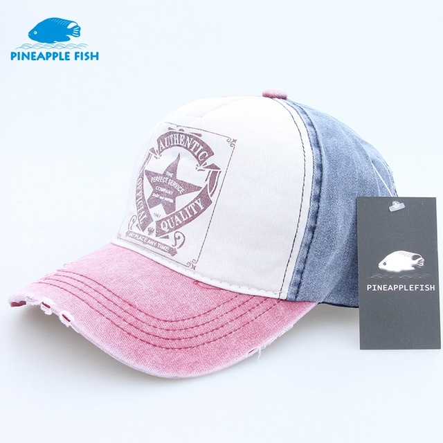 94f43e977a1 Grinding Retro Cotton baseball cap fitted hat Casual cap gorras 5 panel hip  hop snapback hats wash cap for men women unisex Star