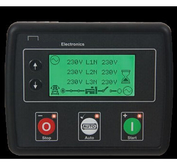Contrôleur de groupe électrogène DSE4520 pièce de moteur Diesel