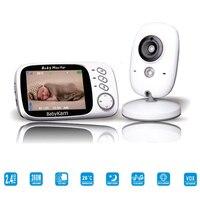 Babykam 3.2 polegada digital de vídeo sem fio monitor do bebê 2 vias conversa visão noturna intercom monitor vídeo do bebê com 8 canções de ninar|monitor camera|monitor baby camera|monitor wireless -