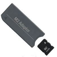 Small Capacity 64MB M2 Memory Card Micro CARD Memory Card + M2 to Memory Stick MS Pro Duo PSP Adapter