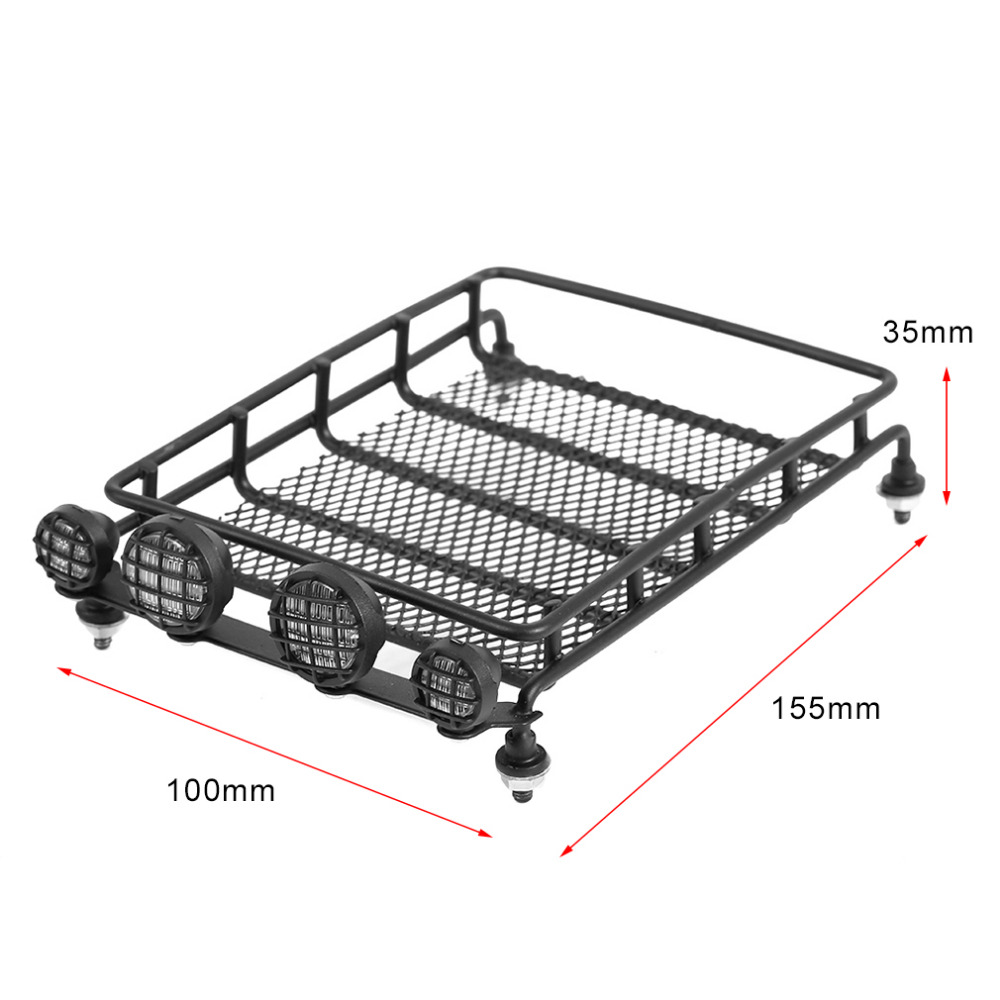 Online Shop Practical And Durable Aluminum Roof Luggage Rack With LED Light  Crawler Tray Roof Luggage Rack For Your Car Drop Shipping | Aliexpress  Mobile