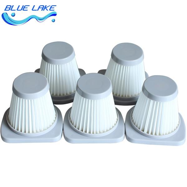 Acheter Poche / Putter aspirateur filtre élément / hepa, 5 unidades/pacote, Réutilisés, Pièces pour aspirateur SC861 / SC861A de cleaner parts fiable fournisseurs
