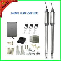 Galo Electric Gates Electric Swing Gate Opener 300 KG 600KG Swing Gate Motor Remote Control Number