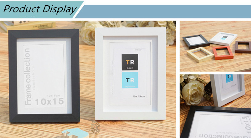 Multi Colours Photo Frame Wall 5 6 7 8 10 12 Inches Cross and ...