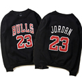 Jordan 23 Sweatshirts Men Women Fashion Warm Fleece Coats Outerwear Pullover Skateboard Hip Hop Hooded Sweatshirts Homme