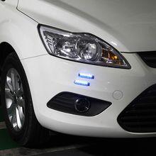 Антиударный автомобильный Стильный автомобильный атмосферный светильник, автомобильные дверные огни, Солнечный СВЕТОДИОДНЫЙ мигающий светильник, Предупреждение ющий светильник, контроль движения, qiang