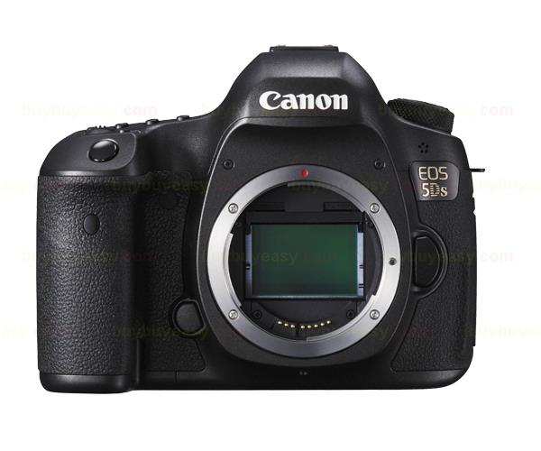 Canon EOS 5DS 5D S DSLR caméra plein cadre corps noir