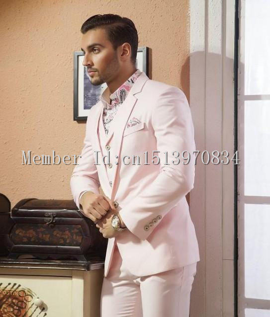 Popular Pink Prom Tuxedos-Buy Cheap Pink Prom Tuxedos lots from