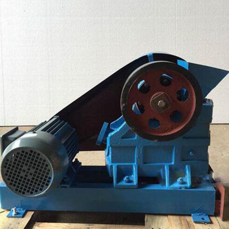 60 X 100 Jaw Crusher For Gold Mining, Granite, Concrete, Gravel, Rock Crushing