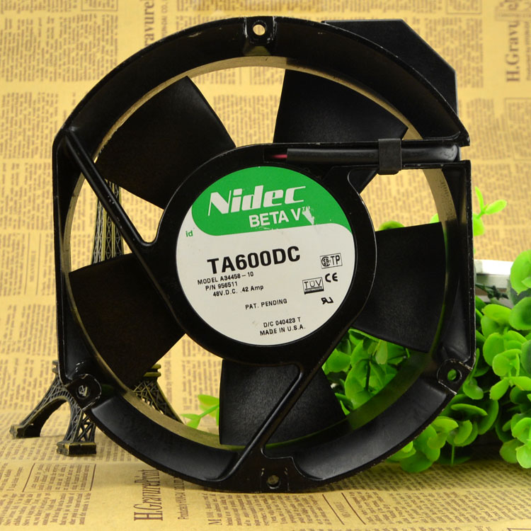 Free Delivery. 48 v 0.42 A A34458-10 P/N: 956511 metal fan
