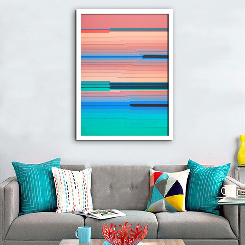 Horizontal Wall Decor compare prices on horizontal wall art- online shopping/buy low
