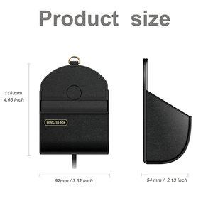 Image 3 - QI araba kablosuz şarj cihazı şarj pedi standı hava firar telefon tutucu standı Apple iphone XS Max X XR 8 artı Samsung S9 S8 S10