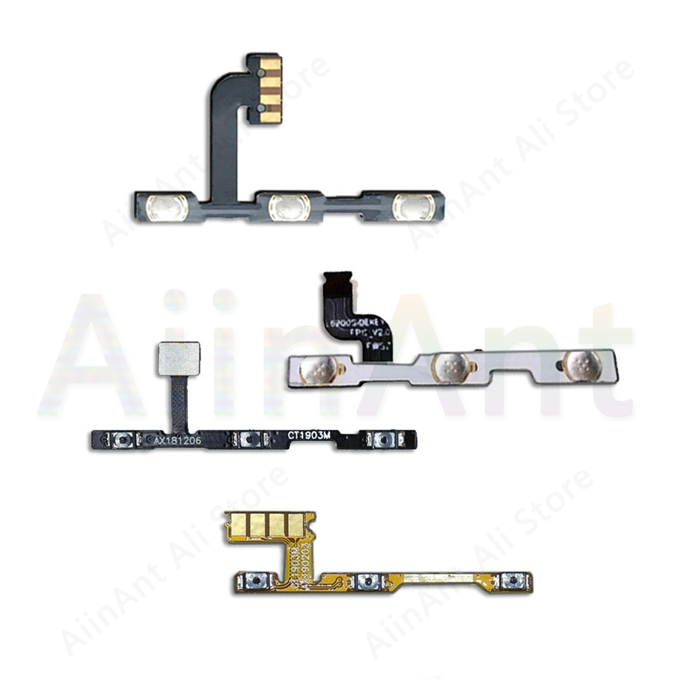Volume Side Switch On Off Button Key Power Flex Cable For Xiaomi Redmi Note 3 4 4x 5 5A 6 6A Plus Pro Power Flex