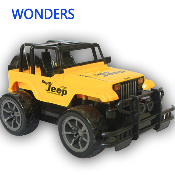 Super Toys 1 24 Jeep Large Remote Control Cars 4ch Remote Control