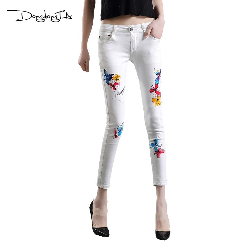 Popular White Skinny Jeans Girls-Buy Cheap White Skinny Jeans ...