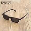 Ímã Óculos de Aro Full Frame Ótico Espetáculo Prescrição Miopia Olho Óculos Quadrados Óculos De Sol Anti Glare Anti UV721108