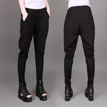 Spring and Summer Hip Hop dance Harem pants Women 2016 Loose plus size Female trousers Casual Plus size S-3XL