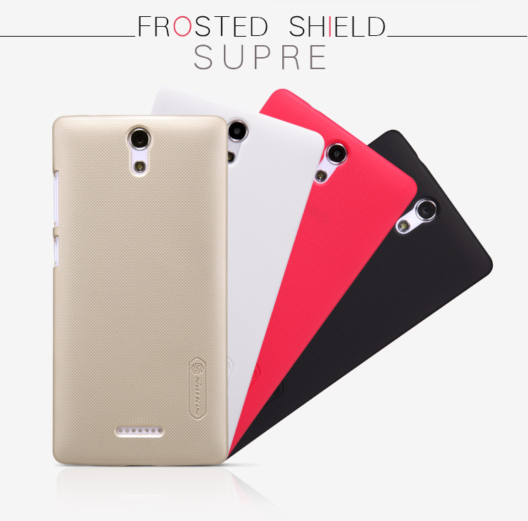 best service b3847 c9f2d US $9.59 |Hot selling For OPPO 3007/ Mirror 3 Nillkin Frosted Shield Hard  Back Cover Case Protective Case + Gift Screen Protector on Aliexpress.com |  ...