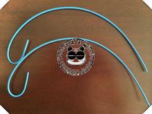 Проволока для интубации 1 шт маленький размер 25 мм
