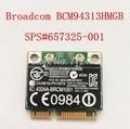 Nueva broadcom bcm94313hmgb bcm20702 wifi bluetooth 4.0 wifi bluetooth 4.0 media mini pci-e tarjeta inalámbrica para hp sps: 657325-001