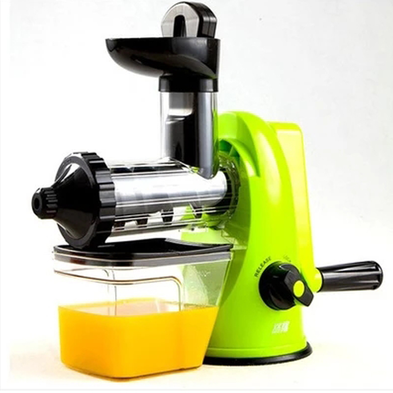 Multifunction Home Manual Juicer Fresh Apple Orange Wheatgrass Portable DIY Juicer Machine Health Kitchen Tools healthy mini manual juicer with good price