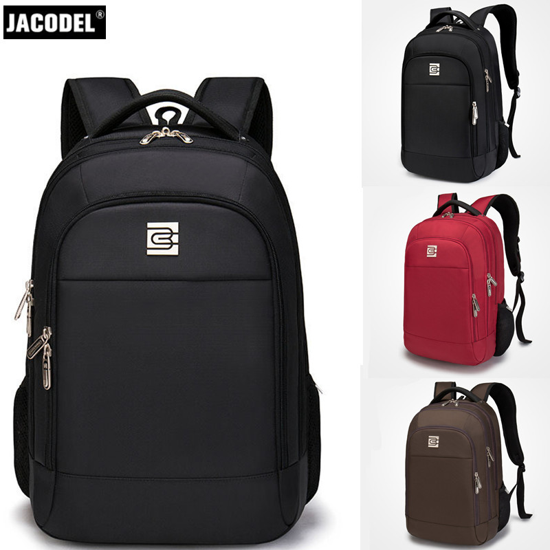 Jacodel Computer Bags 18 Inch Laptop Bag for 15.6 Laptops Case 11.6 13.3 14 15.6 Notebook Bag for Dell Asus HP Casual Travel Bag jacodel laptop bagpack 15 inch notebook backpack travel case computer pc bag for lenovo asus dell notebook 15 6 inch school bags