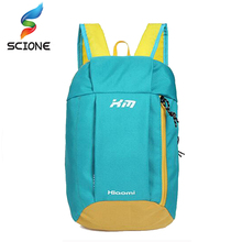 10L Brand Design Waterproof Nylon Fabric women backpack Men travel bagpacks school backpacks for teenagers rucksack bag D01